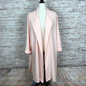 Bobeau blush kimono
